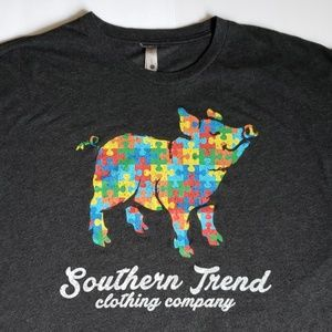Southern Trend Clothing Company Graphic Tee